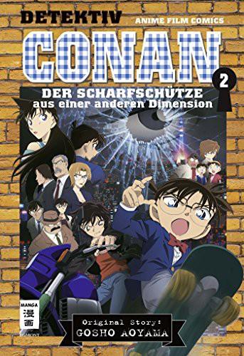 Detektiv Conan - Der Scharfschütze Aus Einer Anderen Dimension